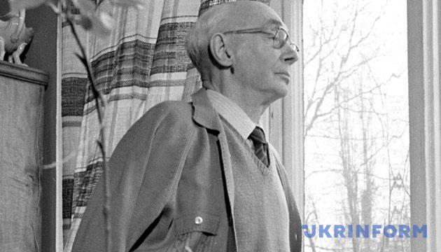 Микола Платонович Бажан в останні роки життя. Фото: Укрінформ.