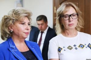 Денісова просить Москалькову відреагувати на примусову психіатричну експертизу моряків