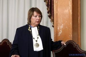 Голова ВСУ: Я не вважала би те, що відбувається, судовою реформою