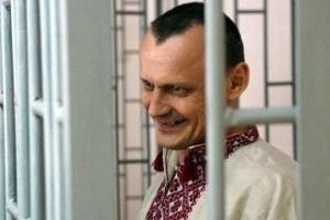 Политзаключенный Карпюк в письме активистке рассказал о своем Дне вышиванки