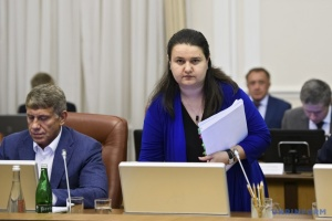 Markarova : L'Ukraine discute activement avec le FMI d'un nouveau programme de prêts