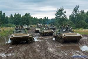 Okupanci 17 razy ostrzelali stanowiska Sił Zbrojnych Ukrainy – jeden żołnierz zginął i jeden jest ranny