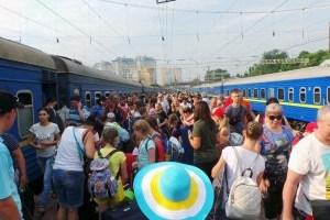 Квитки на вересневі поїзди можна буде купити вже в липні