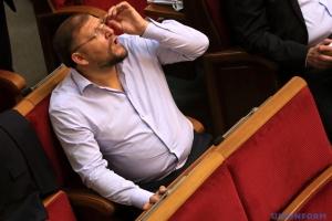 """Добкин явился на суд по """"земельному делу"""", но заседание перенесли"""