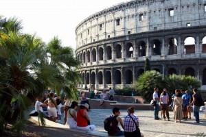 Вхід до римського Колізею здорожчає