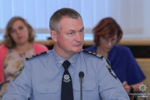 Князєв: Поліція забезпечила порядок під час дебатів на «Олімпійському»