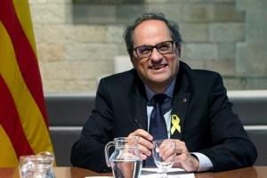 Голова регіонального уряду Каталонії вилікувався від коронавірусу