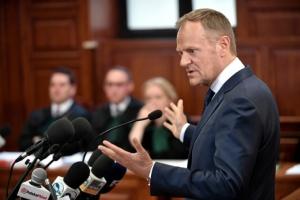 Туск прокомментировал новое соглашение о дружбе Франции и Германии