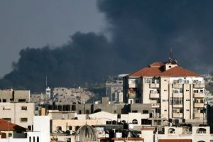 В Газе заявляют о 33 погибших от новой атаки Израиля