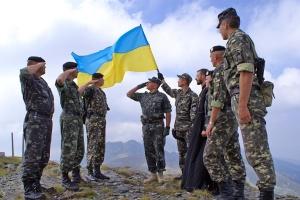 Ucrania celebra el Día de las Fuerzas de Paz
