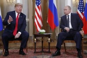 Расследование Мюллера не нашло доказательств заговора Трампа с Россией