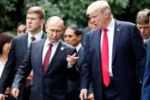У Трампа відмовились давати Конгресу записи його розмов із Путіним