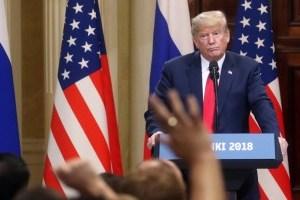 Конгресс требует от администрации Трампа стенограмму разговора с Зеленским