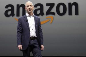 Безос продав акцій Amazon іще майже на $2 мільярди