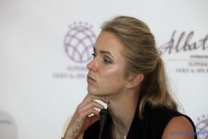 Світоліна організовує в Україні тенісний табір для дітей