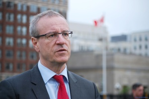 Канадський депутат закликає накласти санкції на російські порти