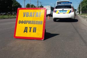 На въезде в Киев произошло смертельное ДТП - затор растянулся на 5 километров