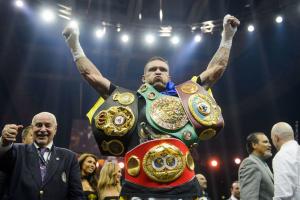 Boxen: Manager von Usyk bestätigt seinen Kampf am 12. Oktober