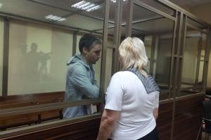 Pavlo Hryb a écrit une déclaration officielle concernant sa grève de la faim