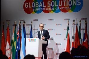 Глава МИД Германии на этой неделе посетит США