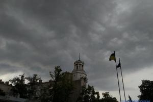 В Україну повертаються дощі та грози