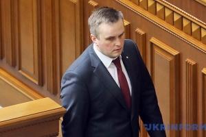 """""""Kampf gegen Korruption"""": Holodnyzkyj gibt eine Woche Zeit, um alle Fälle über illegale Bereicherung zu schließen"""
