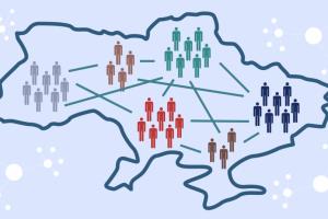 Інтерактивну мапу децентралізації створили на Луганщині