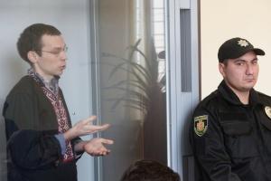 Справа про держзраду: журналіста Муравицького залишили під домашнім арештом