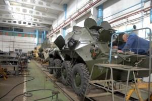 Ексзаступнику директора Миколаївського бронетанкового оголосили підозру