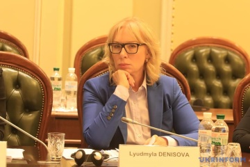 Ukraine's ombudsperson in Brussels speaks about release of political prisoners