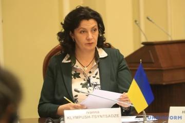Klympush-Tsintsadze, Lajčák discuss priorities of Slovakia's OSCE Chairmanship and bilateral cooperation