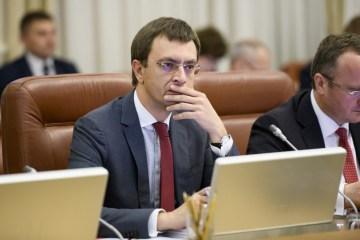 Volodymyr Omelyan à propos de la rupture du service ferroviaire passagers avec la Russie: Il n'y aucune raison d'y aller