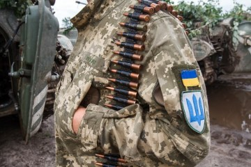 """""""高贵伙伴""""联合军演:乌海军陆战队员按照北约标准执行任务"""