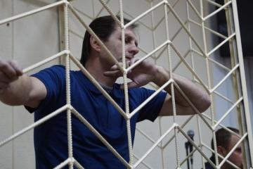 Volodymyr Baloukh est maintenu dans une cellule commune en dépit de ses problèmes de santé