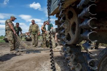 Explosion d'un mortier au champ de tir de Rivne: trois morts et neuf blessés