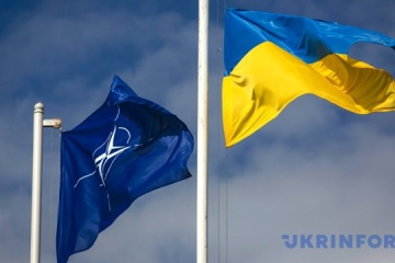 Liczba Ukraińców popierających przystąpienie do NATO wzrosła o 46% w ciągu siedmiu lat