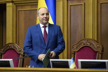 Parubiy: Ucrania hace todo lo posible para evitar la interferencia de Rusia en las elecciones