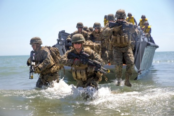About 20 countries join Sea Breeze 2020 military exercises in Odesa
