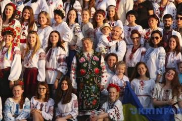 L'Ukraine compte plus de 37 millions de citoyens