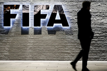 Ukraine climbs three spots in FIFA rating