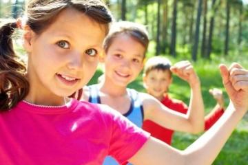 Aujourd'hui marque la Journée internationale des enfants