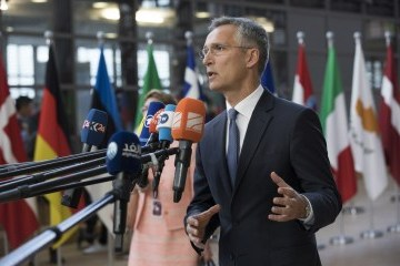 NATO does not need Russia's permission for Ukraine to join alliance – Stoltenberg