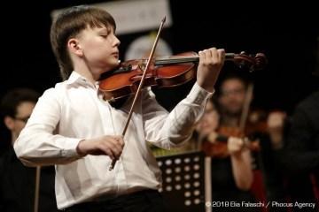 Українець посів друге місце на конкурсі юних скрипалів в Італії c4b962edcdbf4