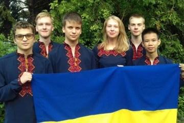 Українські школярі здобули шість медалей на математичній олімпіаді 30c1ed42418dc