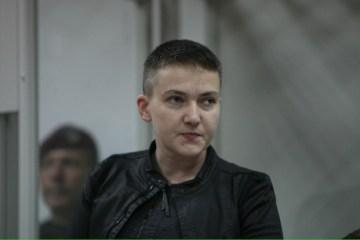 Nadia Savtchenko reste en détention provisoire jusqu'au mois de septembre