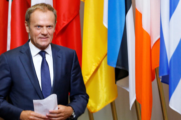 Tusk says solidarity with Ukraine important for European unity
