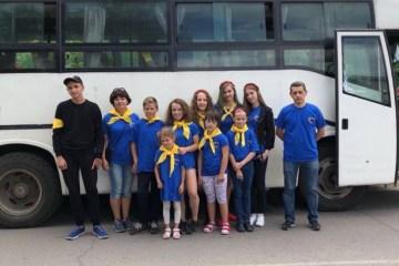 Українська діаспора в Румунії організувала відпочинок для дітей Донбасу be6a8a1cb8eea