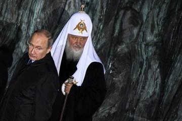 プーチン露大統領、ロシアはウクライナの信仰の自由を守る権利があると発言=露報道