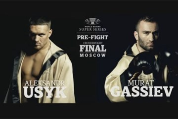 WBSS releases promo video ahead of Usyk-Gassiev fight