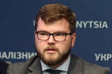 Krawzow zum Chef von Ukrsalisnyzja ernannt